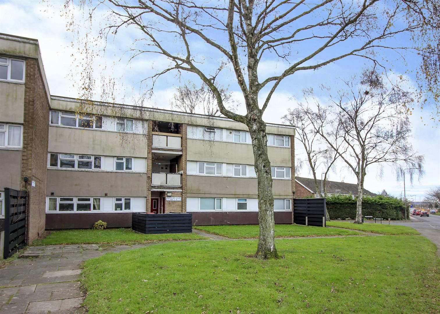 2 Bedrooms Flat for sale in Mathews Court, Stapleford, Nottingham